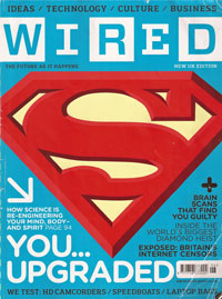 Cover of Wired magazine